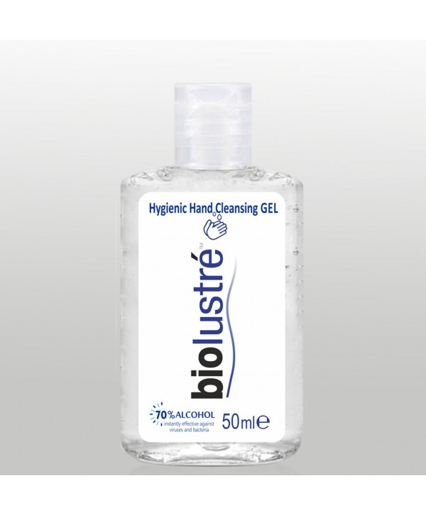 BIOLUSTRE 50 ML GEL FROM DISINFECTANT