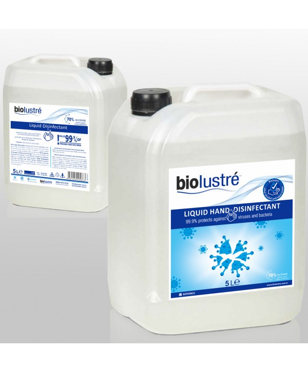 BIOLUSTRE 5 L SURFACE DISINFECTANT